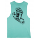 Screaming Hand Outline Vest