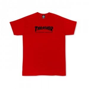 THRASHER YTH SKATE MAG TEE