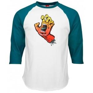 Fade Hand Baseball Top