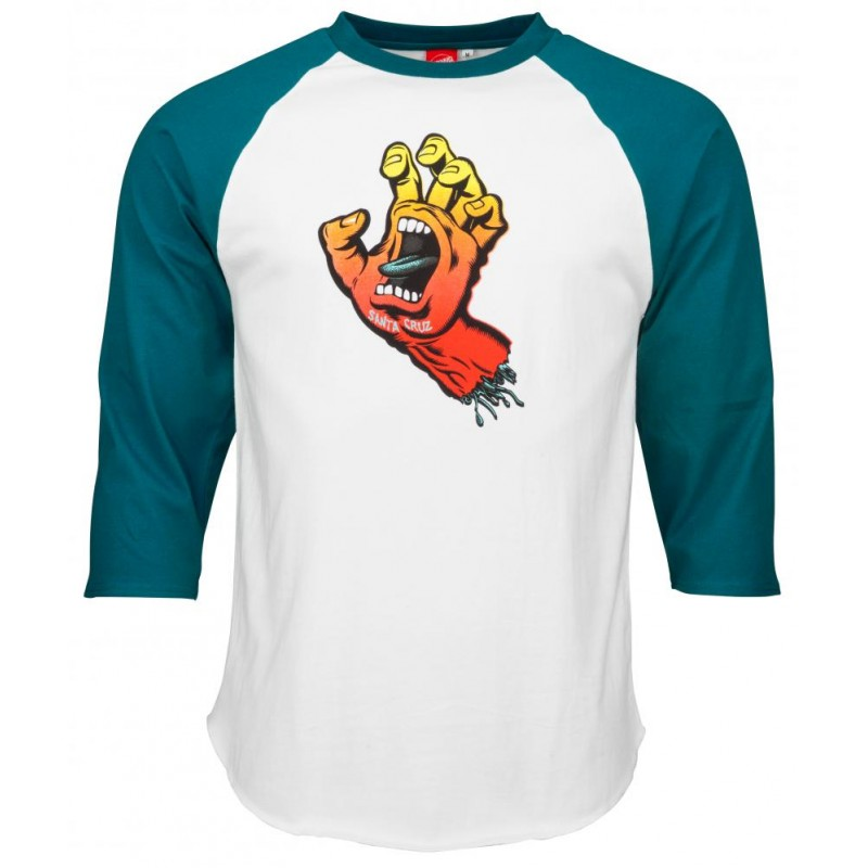 SANTA19SP FADE HAND BASEBALL TOP