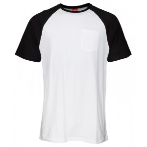 Dot Pocket Raglan