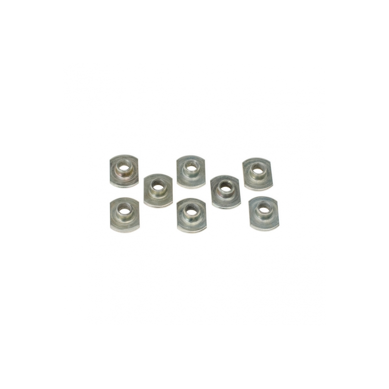 VOILE T-NUTS FOR SLIDER TRACK 6MM