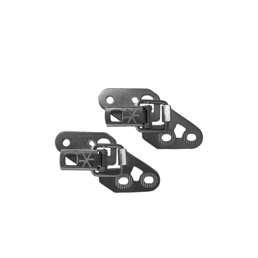 Crossover Symétrie Squat rack Bretelles-Compatible avec Crossover Cordon Épaule