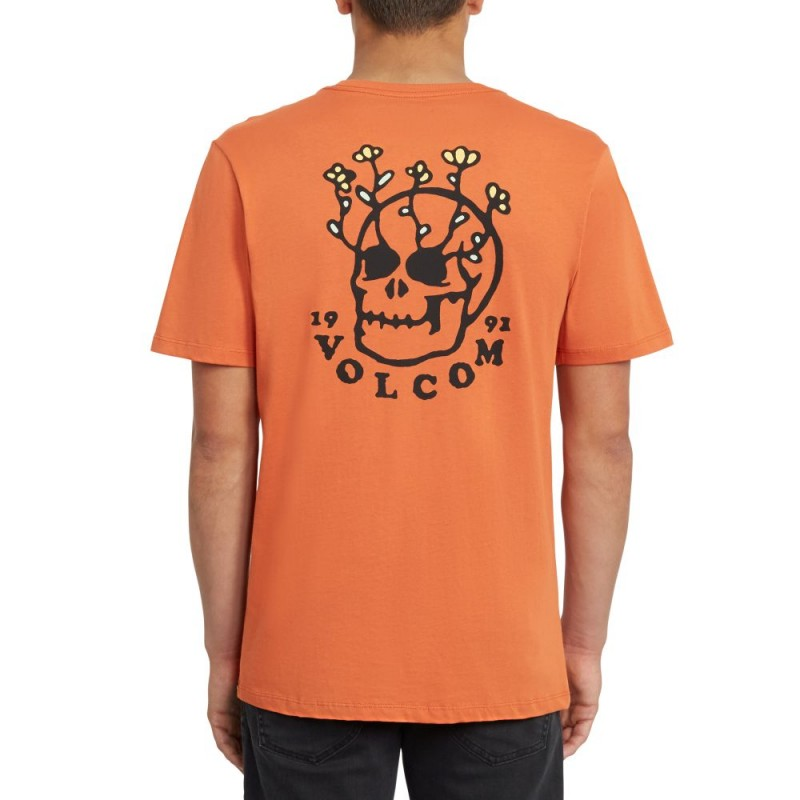 VOLCOM20S BLOOM OF DOOM FTY SS