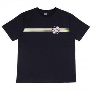 W Opus Dot Stripes TShirt