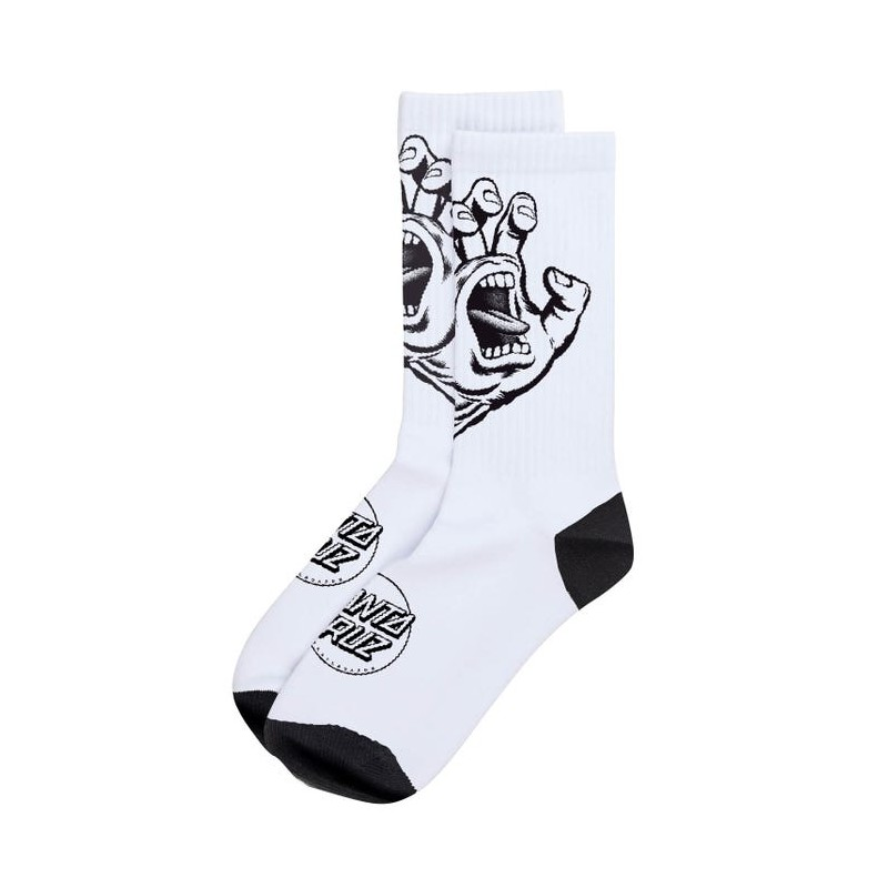 Screaming Hand Mono Chaussettes