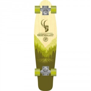 PROHIBITION RETRO WOOD CRUISER