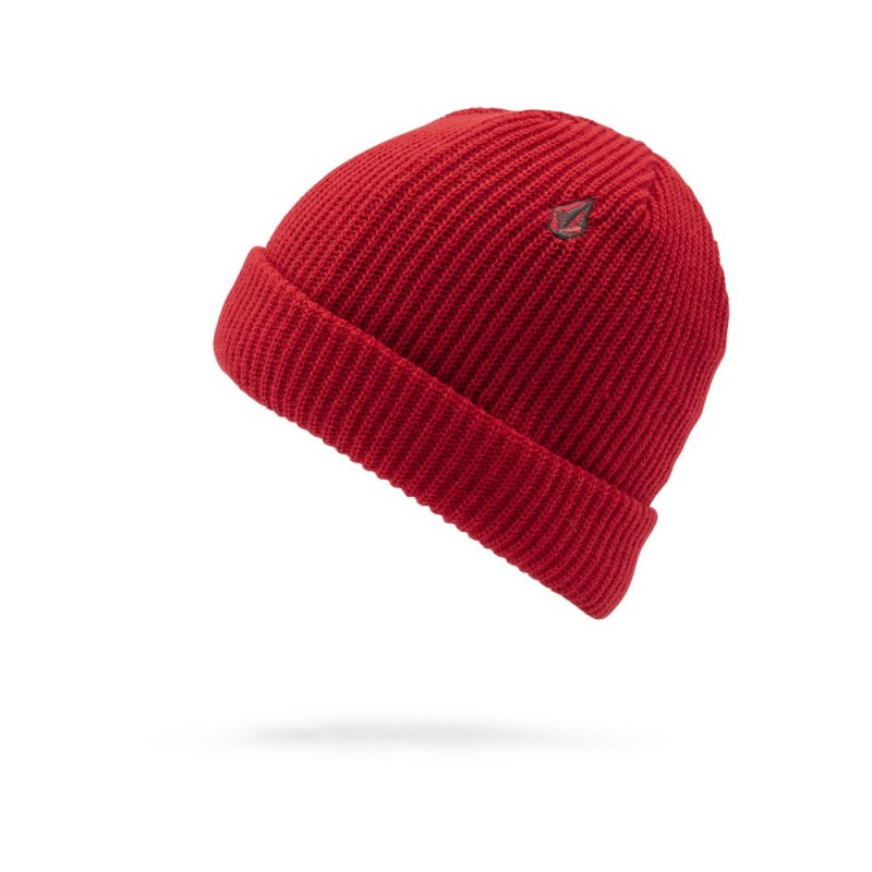 VOLCOM21 SWEEP LINED BEANIE