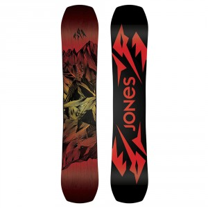 Mountain Twin Snowboard 2021