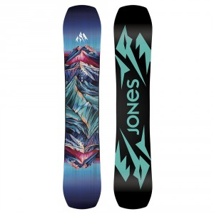 Twin Sister Women's snowboard 2021