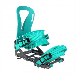 Women's Arc Binding