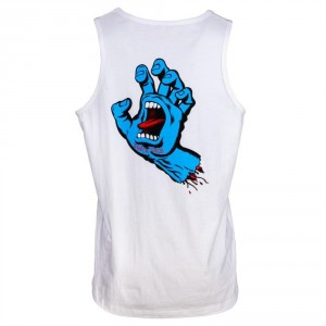Screaming Hand Vest
