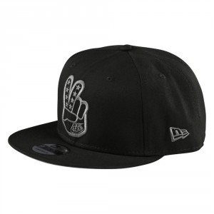 TROY20 CASQUETTE PEACE SIGN