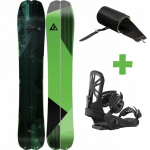 Pack Doppleganger Splitboard +  Explorer Fixation + Nomad Peau