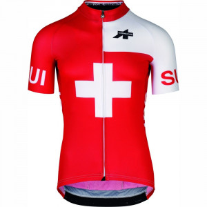 SwissFed Japland 2020 Maillot