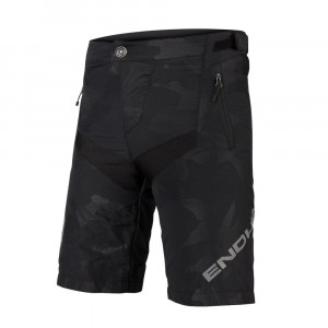 ENDURA KIDS MT500 JR SHORT WITH LINER