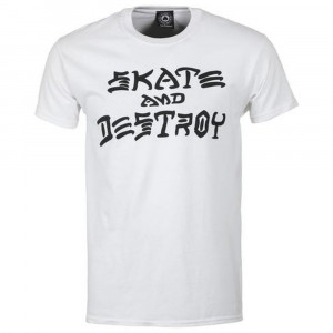 Skate and Destroy Tee