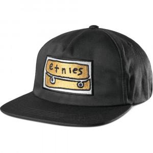 ETNIES CAP BOARD SNAPBACK