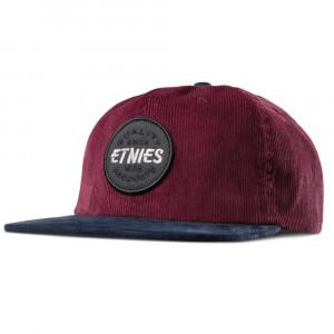 ETNIES CAP PATCHED SNAPBACK