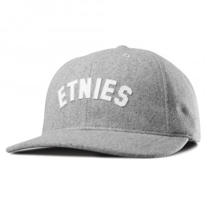 ETNIES CAP SANDLOT STRAPBACK