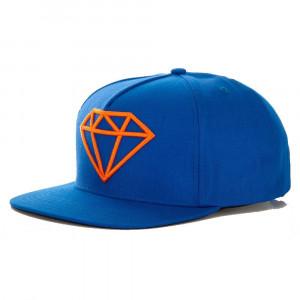 DIAMOND CAP ROCK SNAPBACK