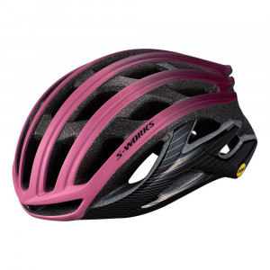 S-Works Prevail II with ANGi Helmet