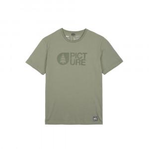 Basement Flock T-Shirt