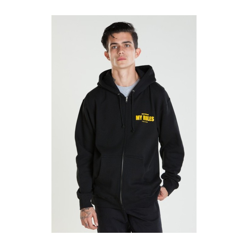 Public Enemy Zip Fleece