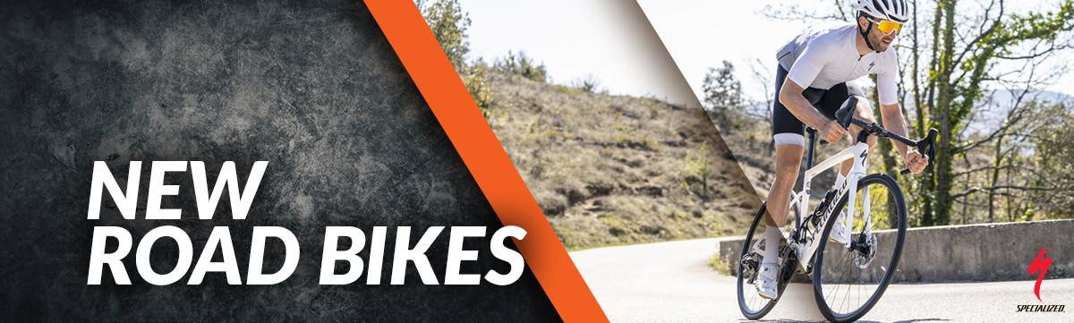 New road bikes