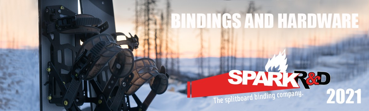Binding & crampons