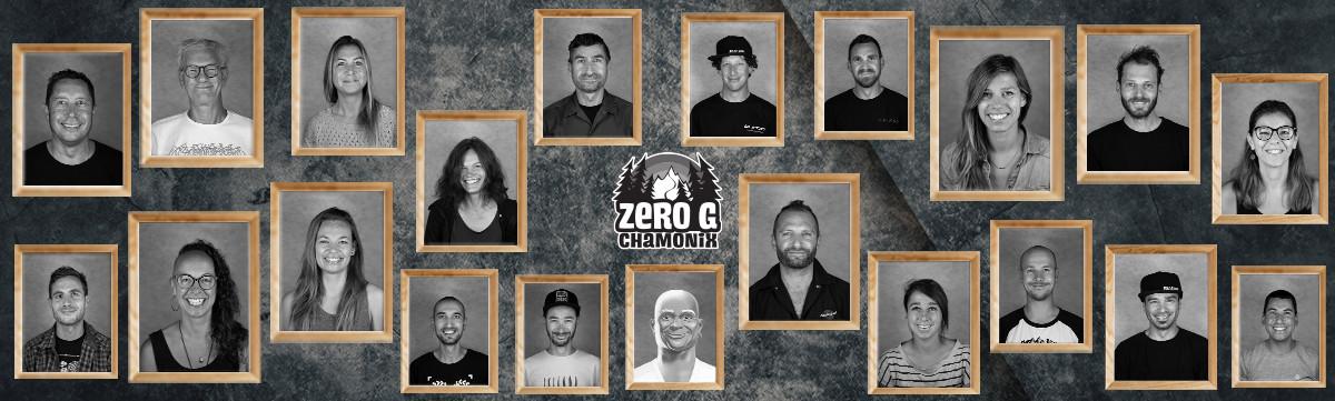 Zero G Chamonix Crew