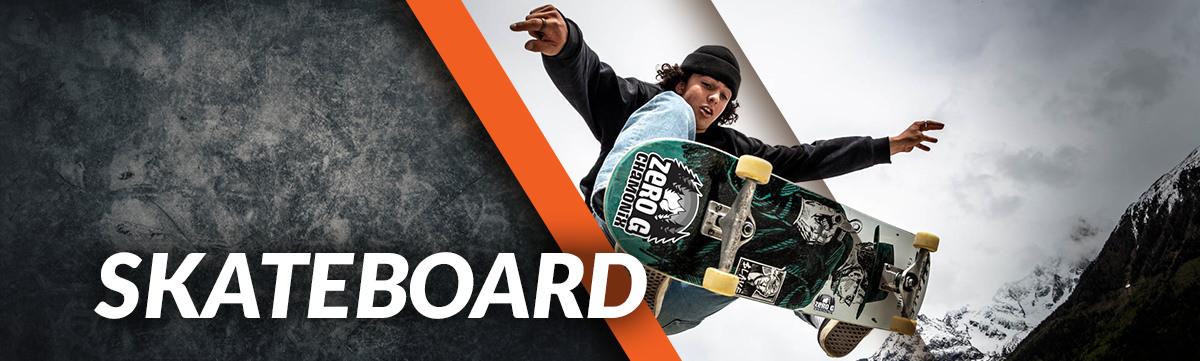 Skateboard shop chamonix