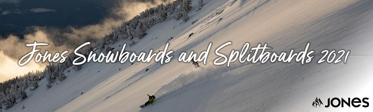 Splitboards & Snowboards