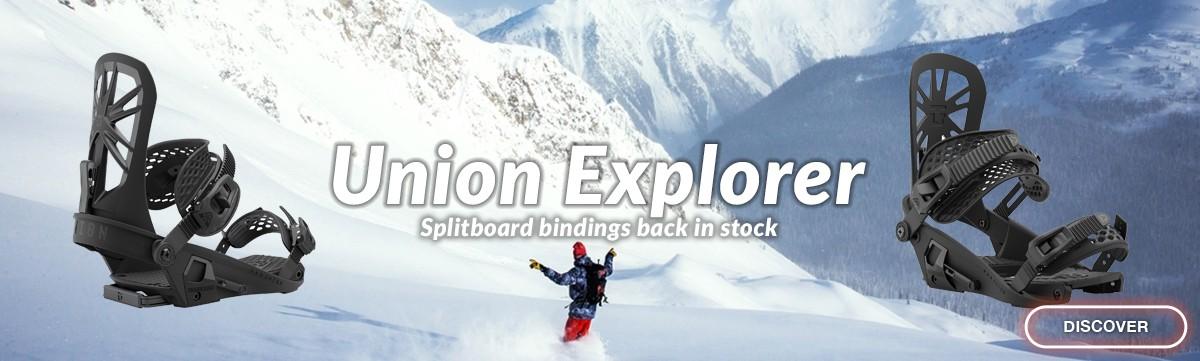 Union explorer splitboard